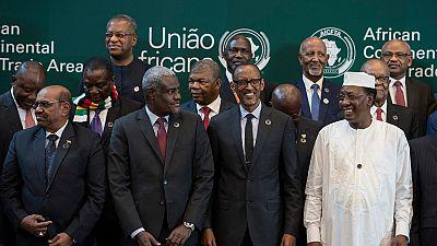 Sudan's Bashir defies ICC–arrest warrant, travels to Kigali for AU trade summit