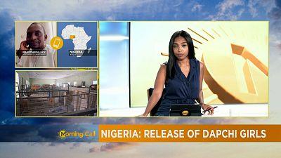 Nigeria: Release of Dapchi schoolgirls [The Morning Call]