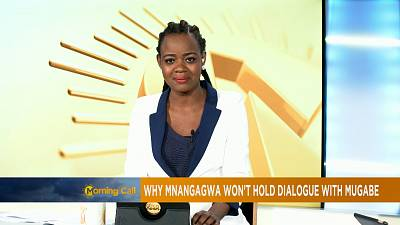 Why Mnangagwa won't hold dialogue with Mugabe [The Morning Call]