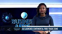 """L'Union africaine lance la """"plus grande zone de libre-échange au monde"""" [Business Africa]"""