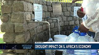 South Africa's Cape Town faces severe economic troubles over drought [Business Africa]