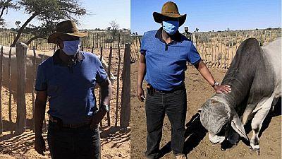 Africa's farmer presidents – Botswana's Masisi joins Geingob, Buhari, Museveni