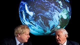 Image: BRITAIN-UN-CLIMATE-SUMMIT