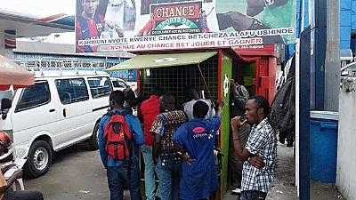 DRC: Women take up sports betting
