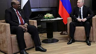 Russia's Putin accepts Bashir invitation to Sudan