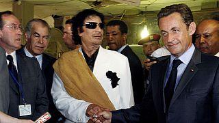 """Mise en examen de Sarkozy : """"c'est une punition de Dieu"""", se réjouit un cousin de Kadhafi"""