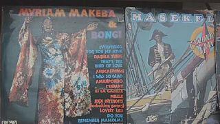 """""""Un musée"""" pour le vinyle à Brazzaville"""
