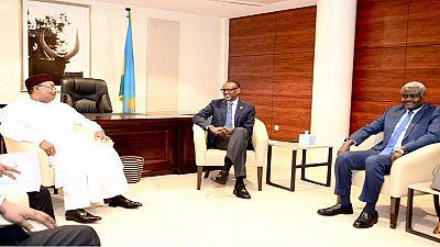G5 Sahel: le Rwanda promet un don d'un million de dollars