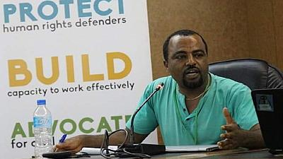 Ethiopia police fail to produce detained blogger who