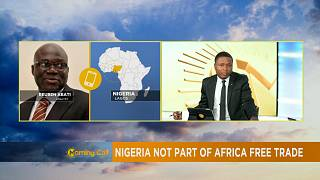 Free Trade Deal: 'Nigeria can't undermine local manufacturers'- Buhari [The Morning Call]