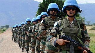 RDC : huit corps découverts par des Casques bleus en Ituri