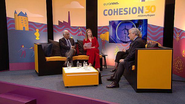Treinta años de la política de cohesión europea