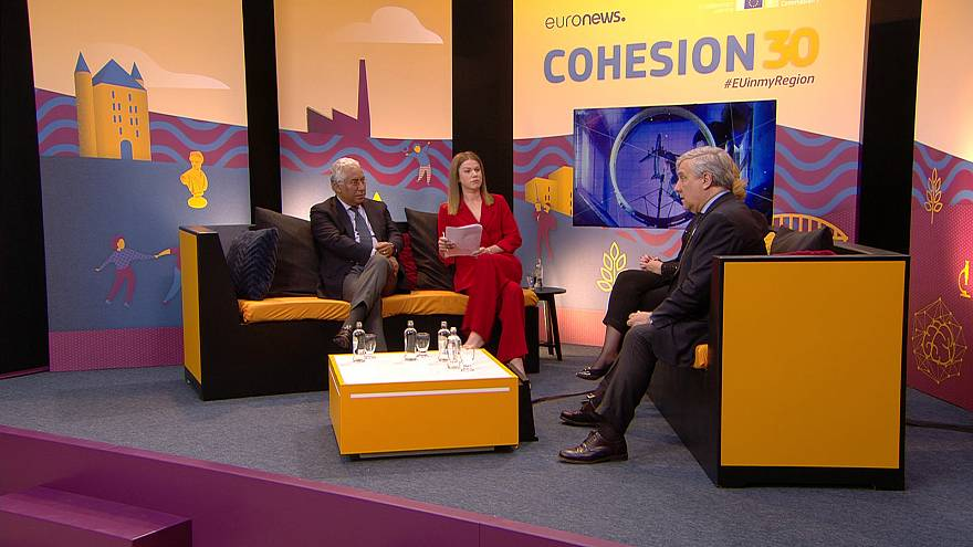 'Thinking globally, acting locally' - Euronews discusses 30 years of the EU's cohesion policy