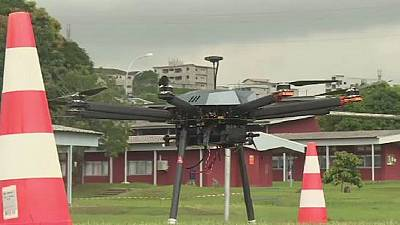 Côte d'Ivoire : une école pour pilotes de drones