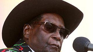 Zimbabwe: Mugabe regrette que l'Afrique du Sud l'ait laissé tomber