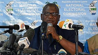 Sierra Leone NEC to proceed with runoff preparations despite court order