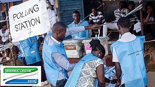 Sierra Leone : incertitude pour le jour du second tour de la présidentielle