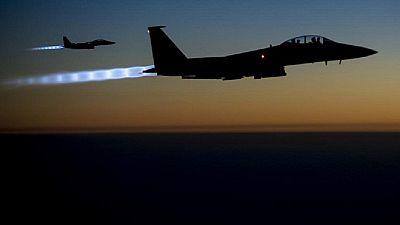 U.S. airstrike kills two suspected terrorists in Libya