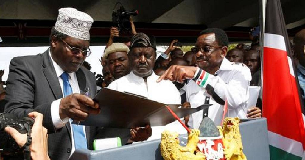 Deported opposition lawyer Miguna Miguna returns to Kenya today