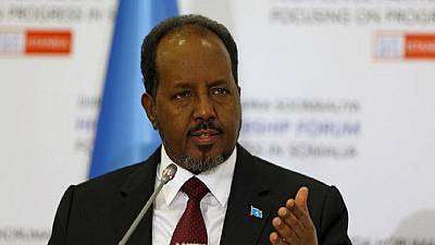 Former Somali president denied U.S. visa under Trump travel ban