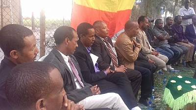 Ethiopia rearrests opposition leaders, journalists during 'prisoner release' celebrations