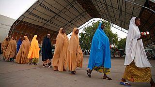 Nigeria : les écolières de Dapchi retrouvent leurs familles