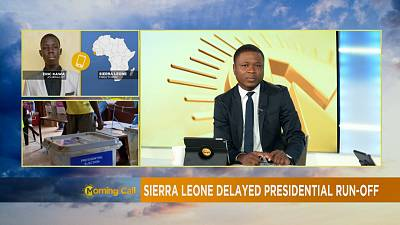 Sierra Leone's March 27th run-off in doubt after court ruling [The Morning Call]