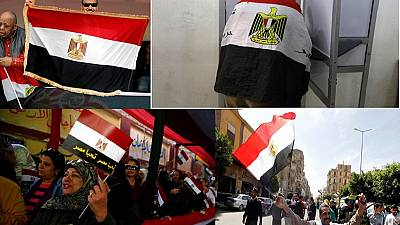 Egypt 2018 polls: Sisi's supporters celebrate as calls for huge voter turnout continue