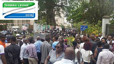 Sierra Leone : la justice rejette la demande de report du second tour