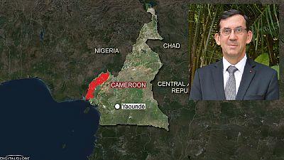 Cameroun: l'ambassadeur de France interdit à ses compatriotes de se rendre dans les zones anglophones