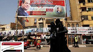 Triomphe assuré pour Sissi à la présidentielle en Egypte