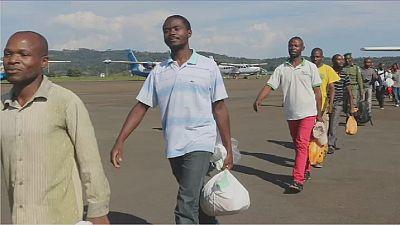 RDC : libération de 27 otages d'un groupe armé au sud-kivu