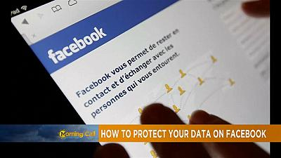 Protecting your personal data on facebook [Sci Tech]