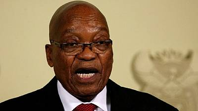 Zuma received R1-million cash bribe to keep minister