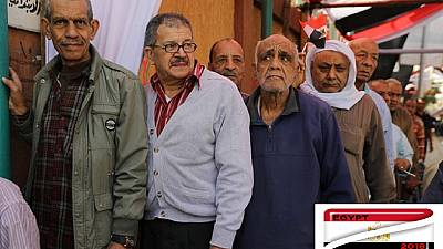 To vote or boycott? Egyptians urged to participate in election as 'a national duty'