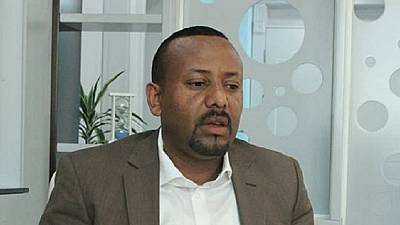 Ethiopia selects Abiy Ahmed as new prime minister