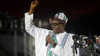 Nigeria's commercial city Lagos declares holiday for Buhari's visit