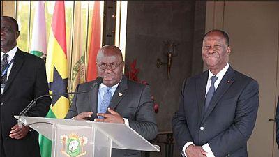 Abidjan : le Ghana et le Zimbabwe veulent redorer leur blason