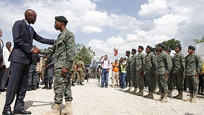 Armée : Haïti se dote d'un haut état-major