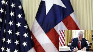 Trump to end special status for Liberian immigrants in U.S.
