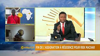 L'IGAD lève l'assignation à résidence surveillée de Riek Machar [The Morning Call]