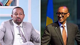 Kagame congratulates Abiy Ahmed, happy for Ethiopia's political strides