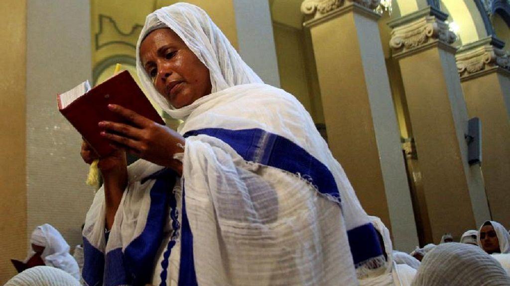 Ethiopian Orthodox faithful observe Easter rites in Addis Ababa 7