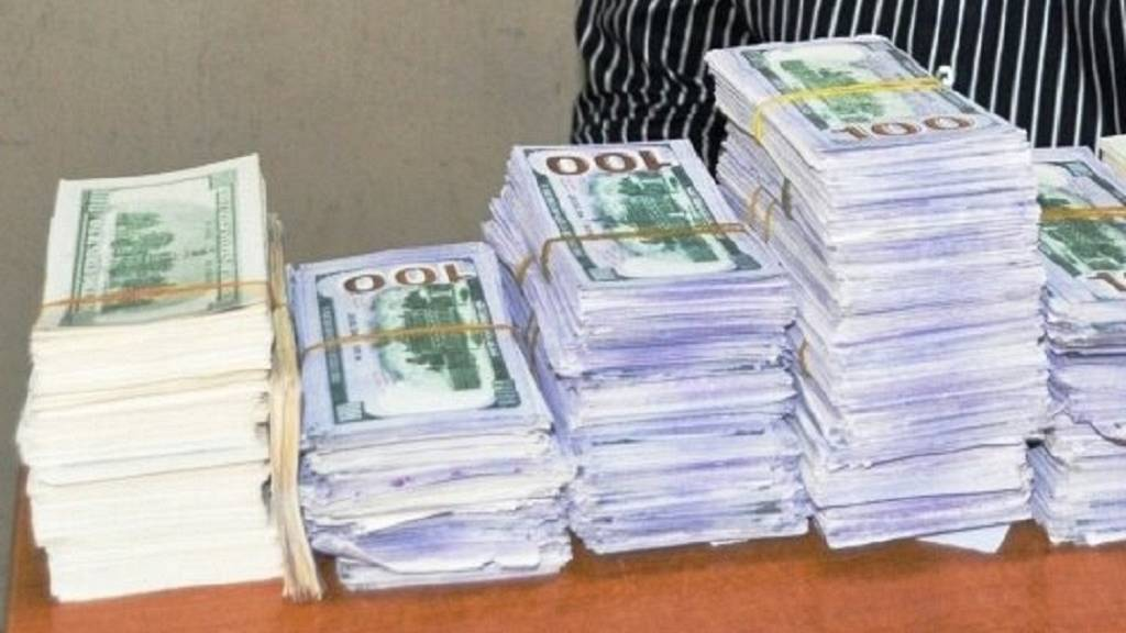 Image result for Nigeria anti-graft outfit arrests man with 400,000 fake dollars