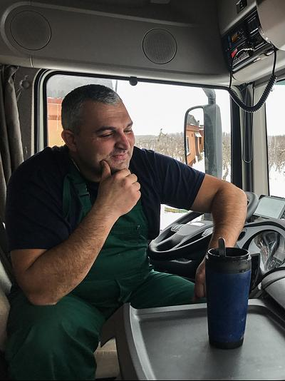 Trucking around Europe in nine days | Euronews