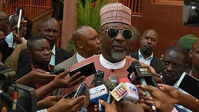 "Nigeria : un sénateur ""wanted"""