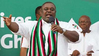 """Ghana : un membre de l'opposition accusé de """"trahison"""""""