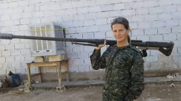 Testimonio excepcional de los occidentales que combaten el yihadismo