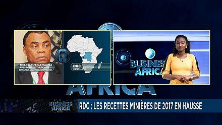 RDC : hausse des revenus miniers [Business Africa]