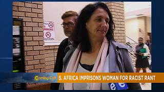 White woman jailed in South Africa over racist abuse [The Morning Call]